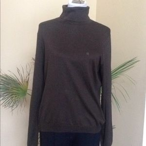 Ralph Lauren olive green pullover top size XL